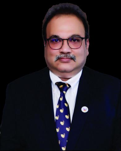 Dr Dhairyasheel Savant