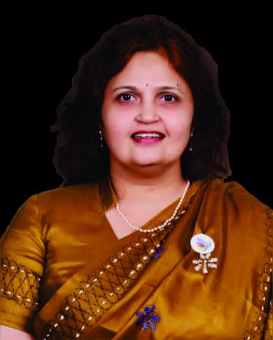 Dr Vrunda Karanjgaokar