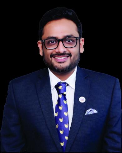 Dr Priyank Patel