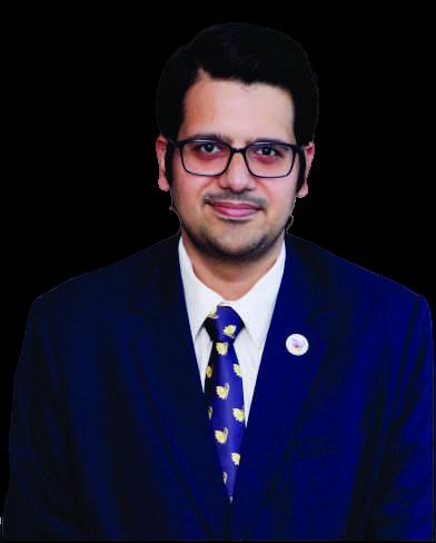Dr Ankur Pareek