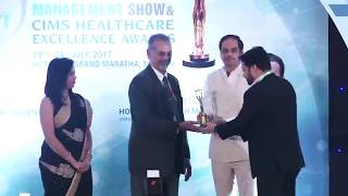 Best Hospital Unit in Oncology Asian Cancer Institute-HMS 2017