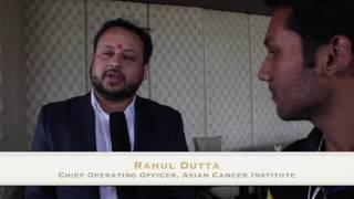 Asian Center Institute launch of Cancer care Center on the occasion of World Cancer Day.