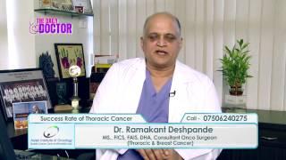 Thorasic Cancer – Dr. Ramakant Deshpande